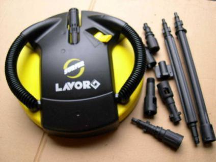 Terrassenreiniger Bodenreiniger für Kränzle Lavor Wap Kärcher Hochdruckreiniger - Vorschau