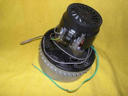 1, 2 KW Saugmotor Motor Turbine für Kärcher SB Sauger Tankstellensauger Duo Mono
