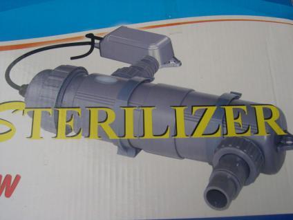 UV-C Teichwasserklärer 36 Watt Wasserklärer Sterilizer UV UVC Lampe Klärgerät