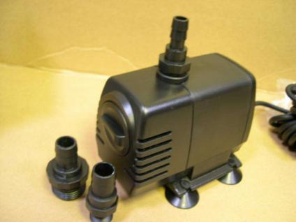 Filterpumpe Bachlaufpumpe Resun 6000 l/h Wasserfallpumpe Filterspeisepumpe