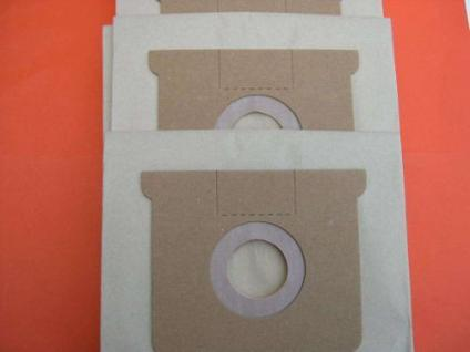 10 Staubbeutel Filtersäcke Staubsaugerbeutel für Kärcher NT 561 Sauger NT561