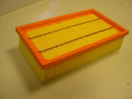 Flachfaltenfilter Filter Staubfilter für Kärcher NT 35 45 55 eco TE 561 Sauger