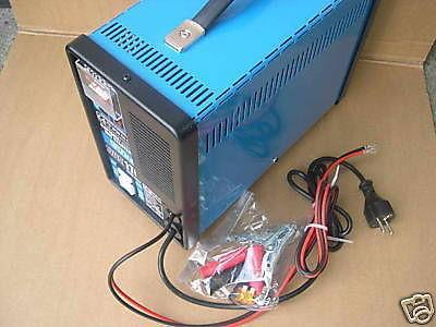 G Batterielader Auto Batterie Ladegerät Starterkabel - Vorschau