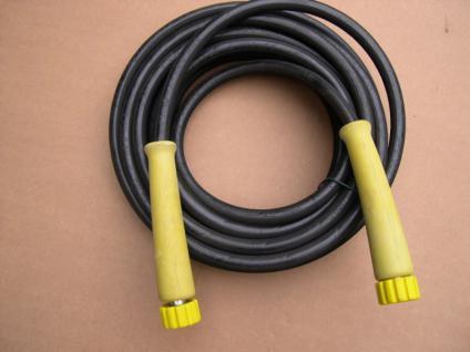 10 mtr Hochdruckreiniger - Schlauch M22/M22 für Kärcher K HD HDS u. Kränzle - Vorschau