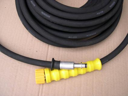15m Schlauch Steck10 für Kärcher HDS 1295 1195 4 S Eco 990 795 Hochdruckreiniger