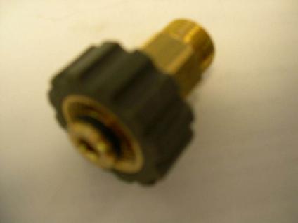 Wap Alto Hochdruckreiniger Handverschraubung M22x1,5IG auf M21x1,5AG Kärcher