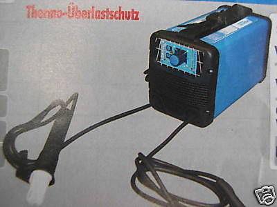 Gleichstrom - Schweißgenerator Inverter Schweißgerät - Vorschau
