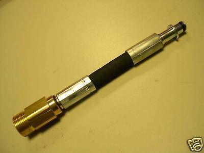 Stecknippel - Adapter Steck-10mm/ M22 AG für Kärcher Hochdruckreiniger Pistole