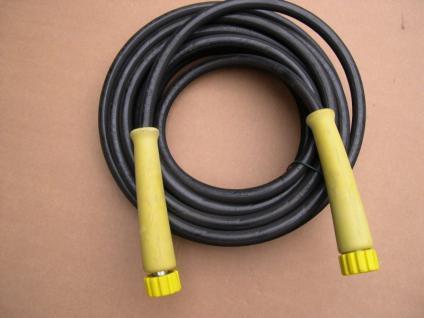 210 bar - Schlauch 10mtr für Kärcher K HD HDS u. Kränzle Hochdruckreiniger - Vorschau
