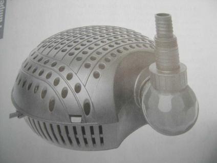 Teichfilter - Pumpe 11000 l/h Filterspeisepumpe Filterpumpe Bachlaufpumpe Koi