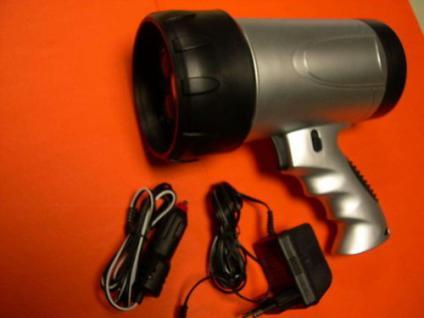 Wiederaufladbare LED Arbeitslampe Handlampe VT50 - Vorschau