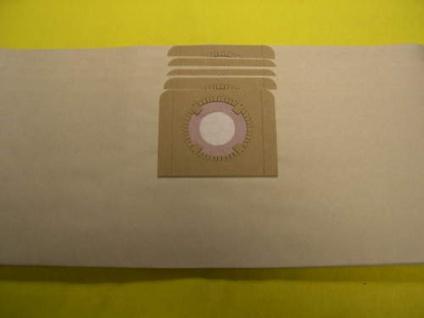 Papierfiltertüten Filtersäcke für Alto Wap Turbo XL auch XL Euro Sauger