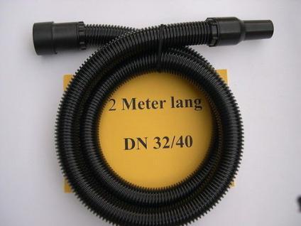 2m Saugerset 3tg für Güde und Einhell NTS1250 NT Sauger