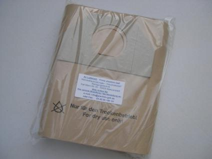 10x Filterbeutel Filtersäcke Filtertüten für Kärcher NT 501 NT 551 Sauger - Vorschau