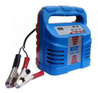 NEUWARE 1St Automatik Batterielader Batterieladegerät Starterkabel Autobatterie - Vorschau