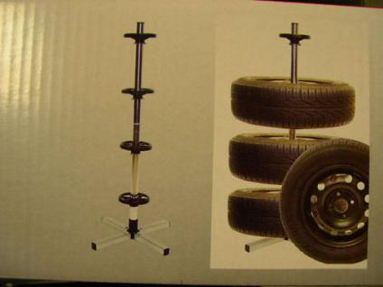 Felgen - Ständer Reifen - Ständer Sommerreifen Winterreifen Autofelgen Alufelge - Vorschau