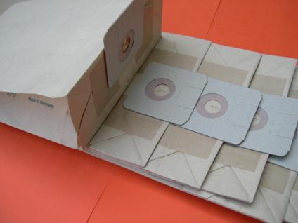 10 Staubbeutel Taski Baby Bora 8500-590 8500-600 S4 S5 - Vorschau