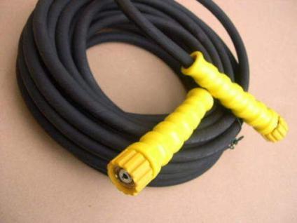 15m Schlauch M22 400b für Kärcher HD 1010 1020 1040 B HD1050 Hochdruckreiniger - Vorschau