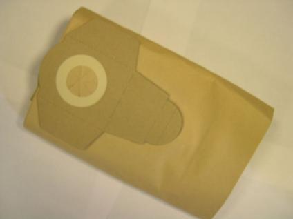 Papierfilterbeutel Top Craft NT 0506 0609 Staubsauger