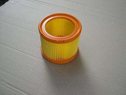 Filterpatrone Aldi Top Craft NT0506 Sauger Faltenfilter