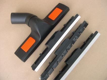 Boden- Nass- u Teppichsaugdüse DN45 für Industriesauger - Vorschau