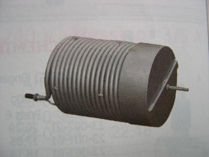 Wärmetauscher Heizschlange Heizung Wap / Alto C 900 1000 1250 Hochdruckreiniger