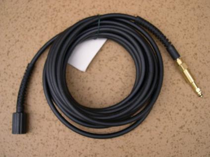 10m HD - Schlauch 8, 8mm Quick Connect für Kärcher K Hochdruckreiniger ab 2008