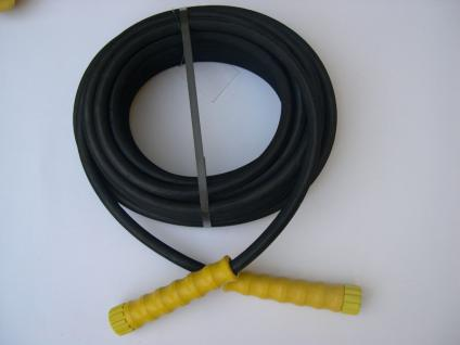 15m Schlauch DN 8 x 15 m HV M22/M22 für Kärcher Kränzle Hochdruckreiniger - Vorschau