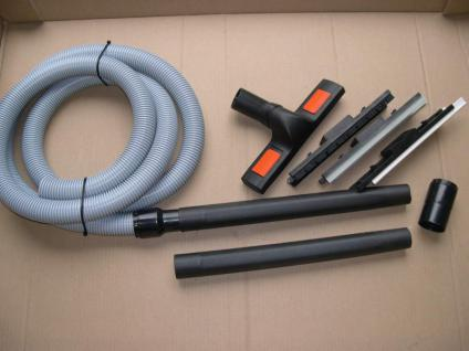 Universal - Saugset (8 Teile) 38mm für NT Sauger Industriesauger Werkstattsauger
