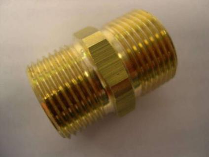 Schlauchverbinder M21/M21 Wap Alto Hochdruckreiniger - Vorschau