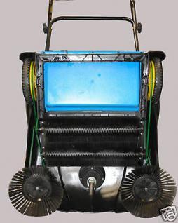 Profi Handkehrmaschine 800 mm Kehrbreite Kehrmaschine - Vorschau 2