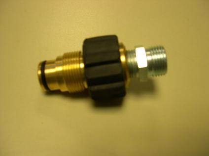 Adapter-Kupplung M18 / M24 Alto Wap Hochdruckreiniger - Vorschau