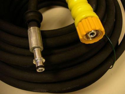 10m Schlauch 10er für Kärcher Hochdruckreiniger K 200 201 205 210 215 2500 Plus - Vorschau