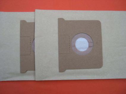 10x Filtersack Filtersäcke Staubsaugerbeutel für Kärcher NT NTZ 361 eco Sauger