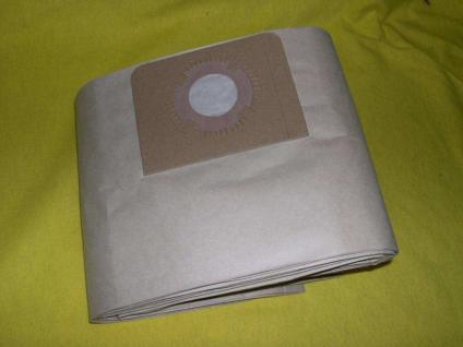 Filtersäcke Filtertüten Alko STS 2000 Narex VYS 15 u. Wap ST 10 15 Sauger