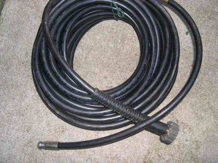 Rohrreinigungsschlauch 15m Rohrreiniger - Schlauch für Kärcher Hochdruckreiniger - Vorschau