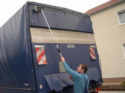 Auto - Waschbürste Wohnwagen LKW PKW Traktor Autowaschbürste mit Wasseranschluß - Vorschau 2