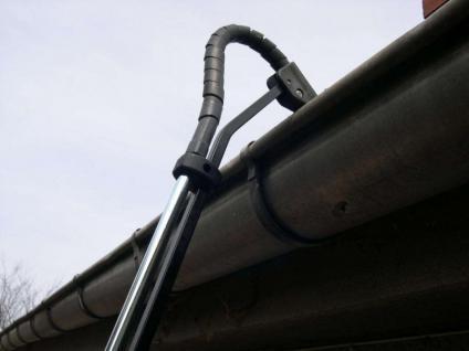Dachrinnen - Strahlrohr Lanze für Kärcher HD HDS Kränzle Hochdruckreiniger Auto