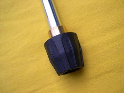 Dachrinnen - und WC - Lanze mit Düse für Kärcher Hochdruckreiniger - Pistole - Vorschau 3