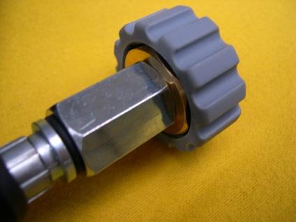 30m Rohrreiniger Schlauch M21 Schlauch Kanalratte für Wap Alto Hochdruckreiniger