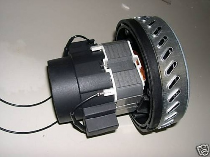 Turbine Industriesauger - Motor 1 KW 1-Sfg füt Kärcher NT 221 351 361 Sauger