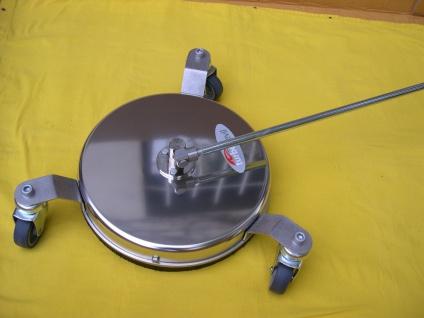 Profi Wand- u. Fliesenreiniger 300mm M22 Edelstahl für Kärcher Hochdruckreiniger