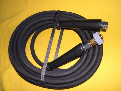 10m Profi Hochdruckschlauch Wap M21 / M18 ÜW 210 bar 150 °C HD Schlauch DN 8