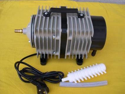 ACO 300A Hochleistungs -Teichbelüfter 14400 ltr/h Sauerstoffpumpe Belüfter