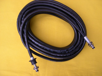 15m HD - Schlauch für Kärcher HD HDS Hochdruckreiniger mit Schlauchtrommel 300b