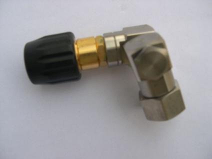 Düsenträger schwenkbar 240° Düsenaufnahme für Kränzle Kärcher Hochdruckreiniger