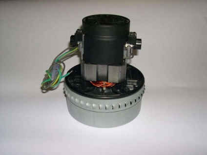 1200W Turbine Saugmotor Motor für Staubsauger Starmix 1120 , Wap Alto XL 1001 SQ