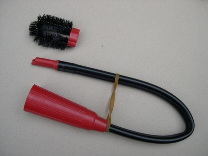 Universal Fugendüse biegbar DN35 für Kärcher NT 301 351 501 551 601 Eco Sauger