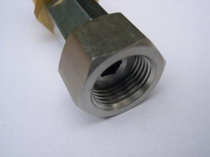 Kupplung M22 AG auf M18 AG für Kärcher Kränzle Hochdruckreiniger - Lanze