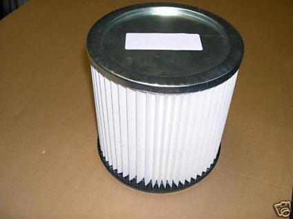 Filter Filterpatrone Filterelement Rundfilter für Wap Turbo GT Stihl SE80 Sauger